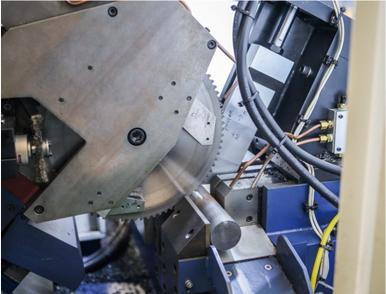 Circular Sawing Machine Saw head servo system